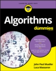 Algorithms For Dummies - eBook