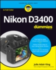 Nikon D3400 For Dummies - eBook