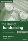 The Law of Fundraising, 2017 Cumulative Supplement - eBook