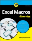 Excel Macros For Dummies - Book