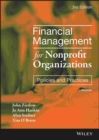 Financial Management for Nonprofit Organizations : Policies and Practices - Book