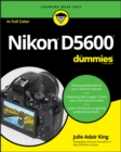 Nikon D5600 For Dummies - Book