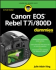 Canon EOS Rebel T7i/800D For Dummies - Book