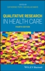 Qualitative Research in Health Care - eBook