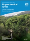 Biogeochemical Cycles : Ecological Drivers and Environmental Impact - eBook