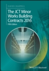 The JCT Minor Works Building Contracts 2016 - eBook