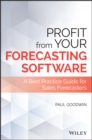 Profit From Your Forecasting Software - eBook