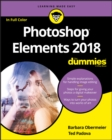 Photoshop Elements 2018 For Dummies - Book