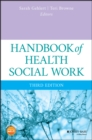 Handbook of Health Social Work - eBook