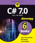 C# 7.0 All-in-One For Dummies - Book