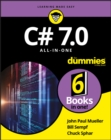 C# 7.0 All-in-One For Dummies - eBook