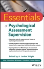 Essentials of Psychological Assessment Supervision - eBook