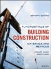 Fundamentals of Building Construction : Materials and Methods - eBook