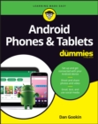 Android Phones & Tablets For Dummies - Book