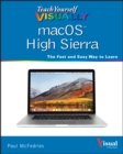 Teach Yourself VISUALLY macOS High Sierra - Book
