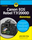 Canon EOS Rebel T7/2000D For Dummies - Book