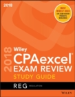 Wiley CPAexcel Exam Review 2018 Study Guide : Regulation - Book