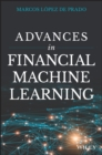 Advances in Financial Machine Learning - Book