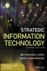 Strategic Information Technology : Best Practices to Drive Digital Transformation - eBook