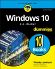 Windows 10 All-In-One For Dummies - Book