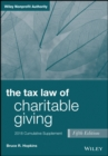 The Tax Law of Charitable Giving, 2018 Cumulative Supplement - eBook