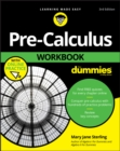 Pre-Calculus Workbook For Dummies - Book