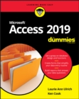 Access 2019 For Dummies - Book