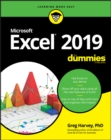 Excel 2019 For Dummies - Book