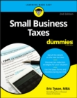 Small Business Taxes For Dummies - Book