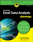 Excel Data Analysis For Dummies - Book