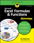 Excel Formulas & Functions For Dummies - Book
