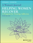 A Woman's Journal: Helping Women Recover - eBook