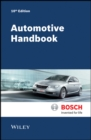 Automotive Handbook - Book