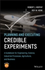 Planning and Executing Credible Experiments - Book