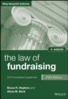 The Law of Fundraising, 2019 Cumulative Supplement - eBook