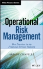 Operational Risk Management : Best Practices in the Financial Services Industry - eBook