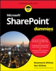 SharePoint 2019 For Dummies - Book