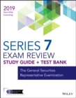 Wiley Series 7 Securities Licensing Exam Review 2019 + Test Bank : The General Securities Representative Examination - eBook