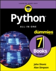 Python All-in-One For Dummies - Book