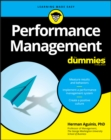Performance Management For Dummies - eBook
