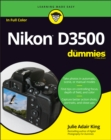 Nikon D3500 For Dummies - Book