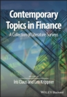 Contemporary Topics in Finance : A Collection of Literature Surveys - Book