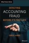 Detecting Accounting Fraud Before It's Too Late - eBook