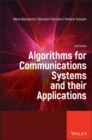 Algorithms for Communications Systems and their Applications - eBook