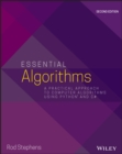 Essential Algorithms : A Practical Approach to Computer Algorithms Using Python and C# - Book