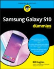 Samsung Galaxy S10 For Dummies - Book