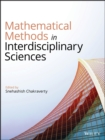 Mathematical Methods in Interdisciplinary Sciences - Book