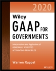 Wiley GAAP for Governments 2020 : Interpretation and Application of Generally Accepted Accounting Principles for State and Local Governments - eBook