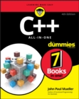 C++ All In One For Dummies - Book