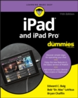 iPad and iPad Pro For Dummies - Book